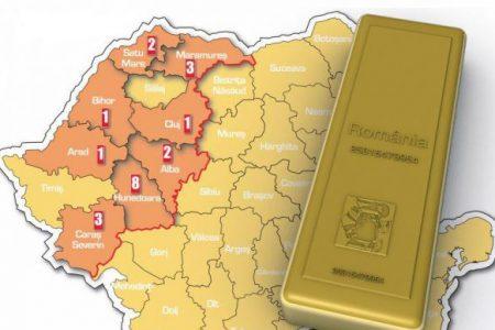 Aurul din Maramures s-a vandut kazahilor. Rusii au anuntat finalizarea tranzactiei