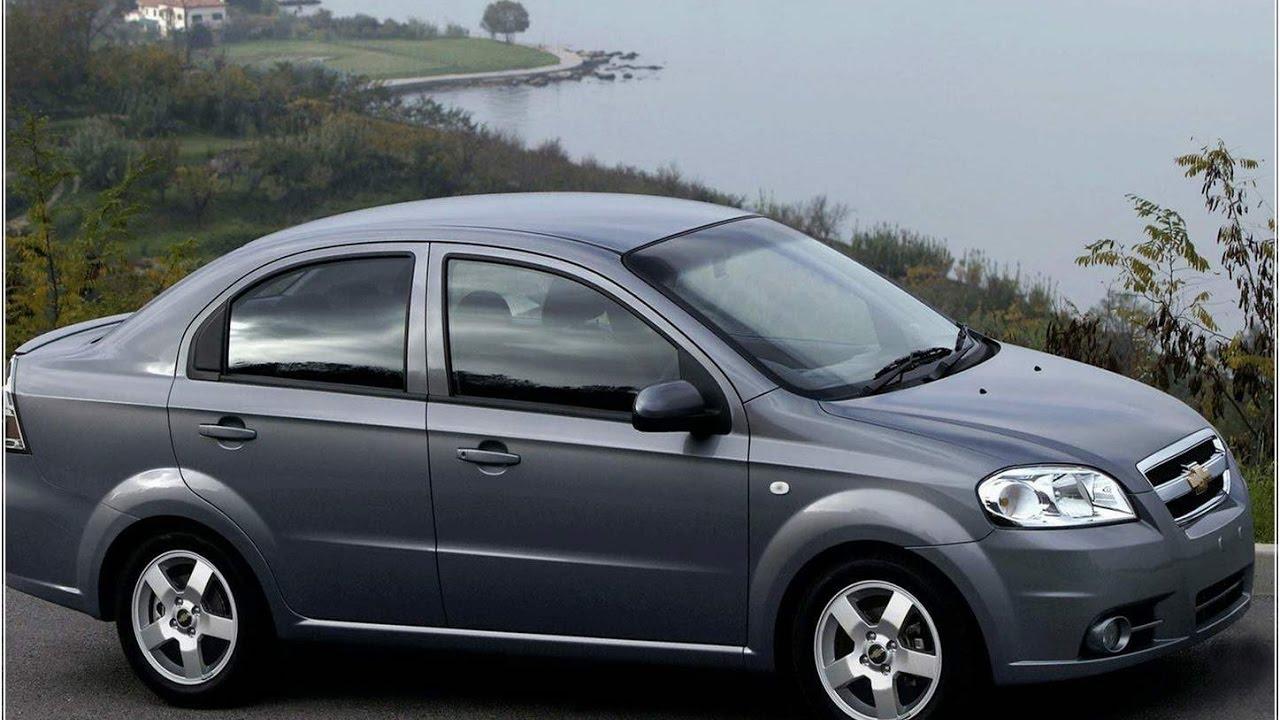 Chevrolet Aveo Sedan, un concurent serios pentru Logan si viitorul Skoda Rapid