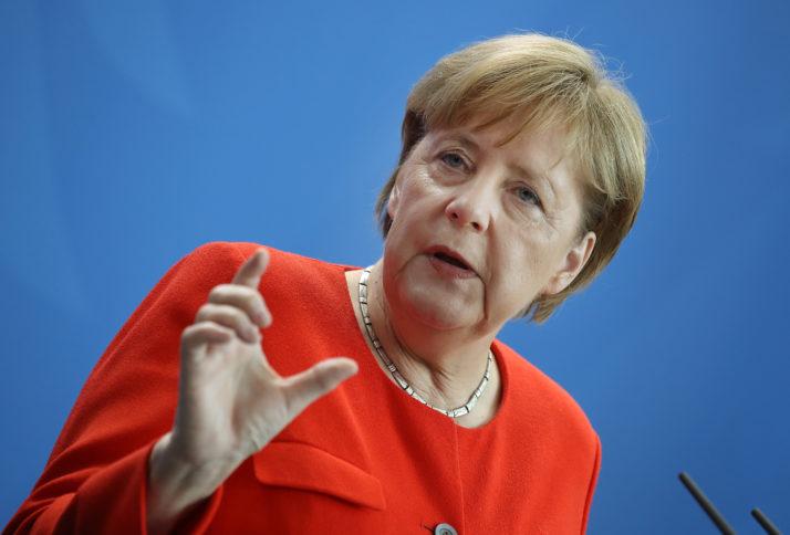 """""""Europa federala"""", solutia Germaniei pentru iesirea din criza"""